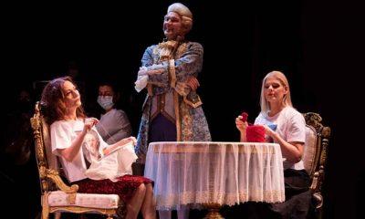 Mozart'ın ünlü operası 'Cosi Fan Tutte' İstanbul'da prömiyer yaptı