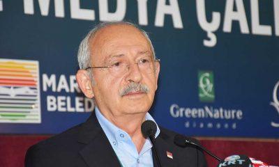 CHP Genel Başkanı Kılıçdaroğlu, Muğla'da Yerel Medya Çalıştayı'nda konuştu: Medyada sendikalaşma zorunlu olmalı