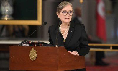 Buden, Arap dünyasının ve Tunus'un ilk kadın Başbakanı oldu