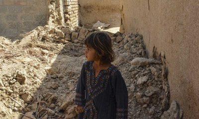 Pakistan'da meydana gelen 5,9 büyüklüğündeki depremde 20 kişi öldü