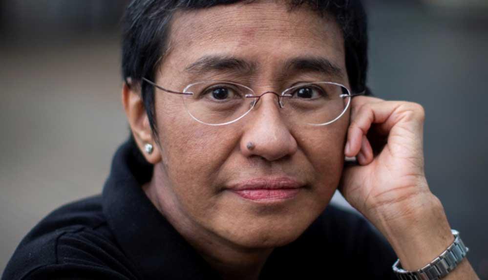 Filipinler yönetimi, Nobel Barış Ödülü'nü alan muhalif gazeteci Ressa'yı tebrik etti