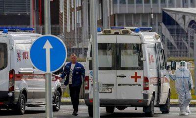 Rusya'da Kovid-19 vakaları ve can kayıpları en üst seviyeye ulaştı