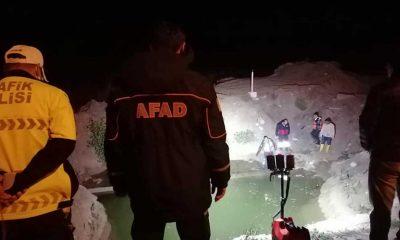 Çorum'da kayıp olarak aranan çocuğun cesedi su birikintisinde bulundu