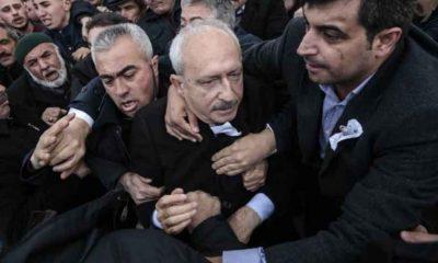 Saray'dan, bakanlara 'Kılıçdaroğlu'na geçmiş olsun demeyin' talimatı