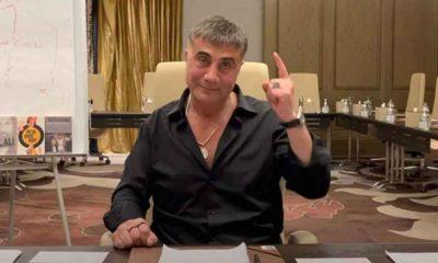 Sedat Peker'den Kıbrıslı siyasetçiler ve 'Deli Çavuş' açıklaması