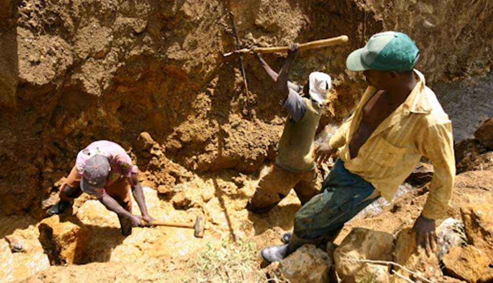 Kongo Demokratik Cumhuriyeti'nde altın madenindeki göçükte 7 kişi öldü, 12 kişi yaralandı