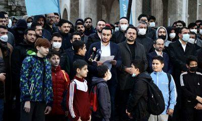 TÜGVA'dan iddialara karşı açıklama: Amaçları TÜGVA'lı gençleri provoke etmek