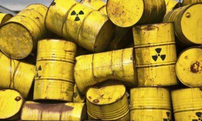 Resmi Gazete'de yayımlandı: Ülke nükleer çöplüğe dönebilir