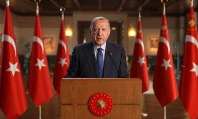Erdoğan: Avrupalı siyasetçiler İslam düşmanlığı ile mücadele yerine bunu istismar etmenin hesabını yapıyor