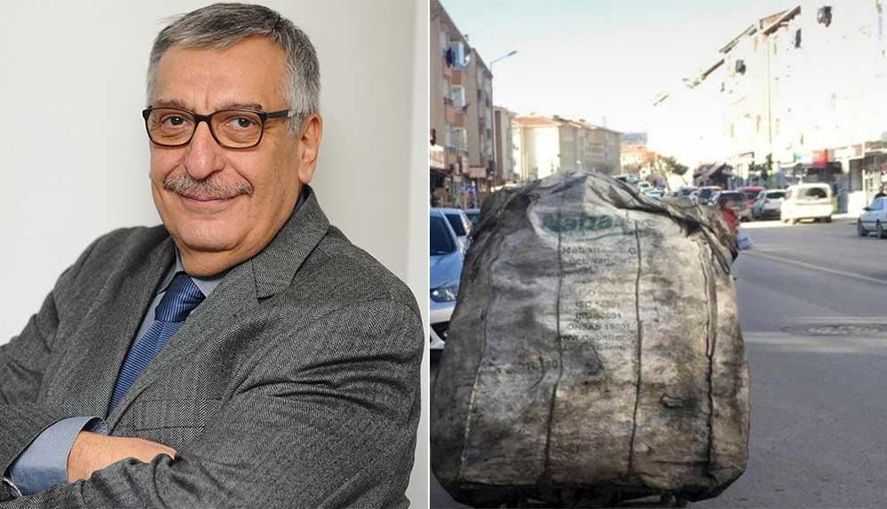 Rektör danışmanı Hakkı Öcal, atık toplayıcıları hedef aldı: Asalaklık
