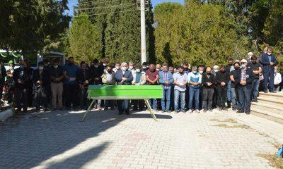 Isparta'da yerleşkedeki inşaat çukuruna düşen üniversite öğrencisi Afyonkarahisar'da defnedildi