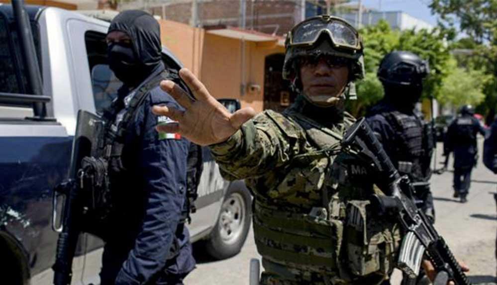 Meksika'da çetelerin çatışması sonucu 20 kişi öldü