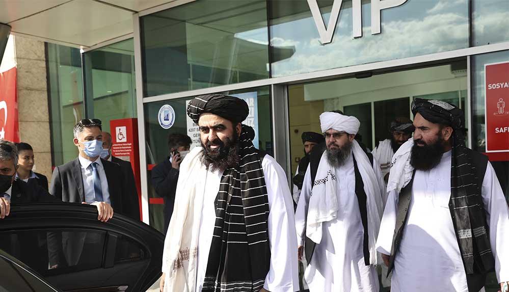 Taliban heyeti Ankara'ya geldi